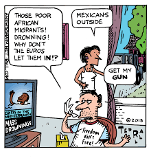 african vs mexican immigrants get my gun ted s rallblog americans are sympathetic to the plight of african immigrants drowning while trying to enter europe