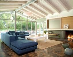 Mid Century Modern Living Room Decor Ideas 54