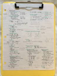 fluid dynamics equation sheet. working on my formula sheet for fluids exam next week! fluid dynamics equation k