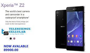 sony phone price list. mobile phone price · sony xperia z2 list