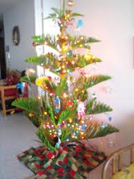 Liz Living Life In Hawaii Hawaiian Christmas TreeChristmas Tree Hawaii