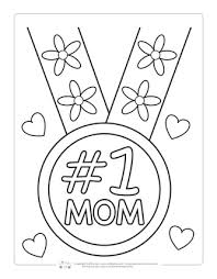 Happy mother's day coloring sheets for kids to color for their mom or grandma. Mother S Day Coloring Pages Itsybitsyfun Com
