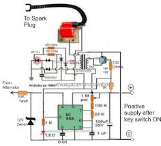 pin dc cdi wiring diagram image wiring diagram vw make a cdi circuit on 4 pin dc cdi wiring diagram