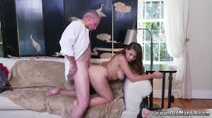 Old men double penetration