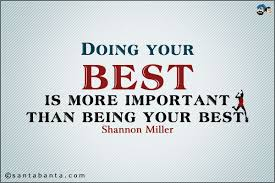 Quotes About Doing Your Best 40 Quotes Amazing Do Your Best Quotes