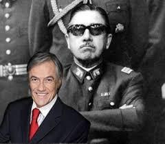 Resultado de imagen para sebastian piñera fascista