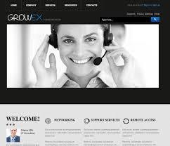 Free Dreamweaver Website Templates Free Dreamweaver Business Website Templates 17