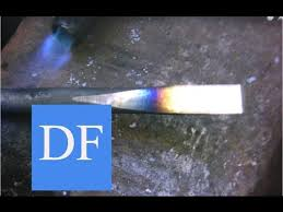 Blacksmithing For Beginners Forging And Heat Treating Carbon Steel 3