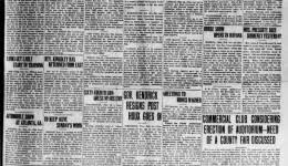 nothing but the truth essay sheridan wyoming a look back in time feb 24 1917