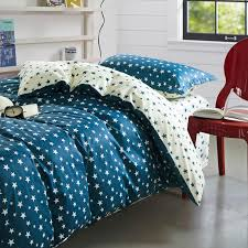 whole stars print bedding sets twin size for single bed bedcover bedclothes set 100 cotton fabric fast fieldcrest bedding black comforter sets