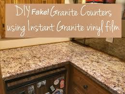 Fake Granite Kitchen Countertops Fake Granite Kitchen Countertops