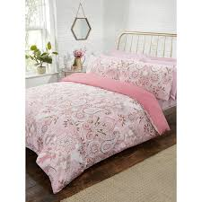 319860 321190 paisley bedding pink