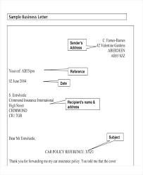 Formal Letter Latest Format Sample Formal Business Letter Latest Format Writing Cbse