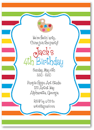 art party invitation templates com art party invitations theruntime