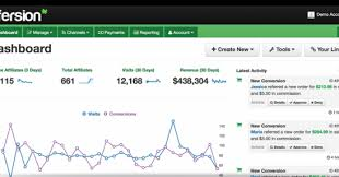 track sales online refersion helps online shops track sales driven by promoters and