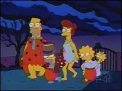 270 Treehouse Of Horror XII  Me Blog Write GoodThe Simpsons Treehouse Of Horror 12