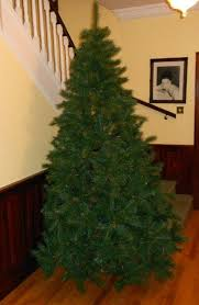 Typical Artificial Christmas Tree
