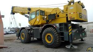 Grove Rt890e 90 Ton Rough Terrain Crane For Sale
