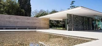 ludwig mies van der rohe barcelona. The Mies Van Der Rohe Pavilion In Barcelona Ludwig