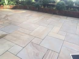 Indian Stone Colour Chart Rippon Buff Sawn Sandstone Paving