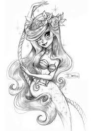 Ariel By Darkodordevicdeviantartcom On At Deviantart Immagini