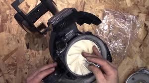 kirby vacuum fan repair how to