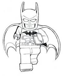 Download And Print Lego Batman Coloring