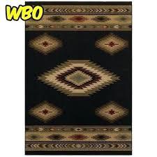 black area rug home decorators 2 ft x 3 indoor flooring mat new rugs outdoor