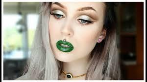 disco princess makeup tutorial evelina forsell
