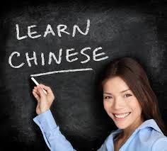 Asian teacher of languages
