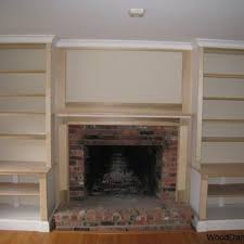 building built in cabinets and shelves part 2 what i should do around my fireplace instead of the ugly drywall shelves ideas for the house