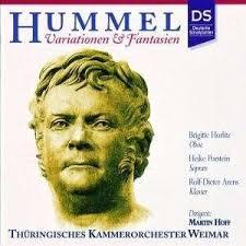 <b>Johann Nepomuk</b> Hummel (1778-1837): Variationen &amp; Fantasien - 4015048109321
