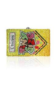 Chiclets Tiny Size Clutch | Sauce eShop