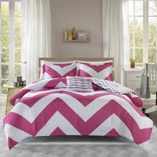 white and purple stripe pattern bed white transpa curtain pattern rug white timber chair white wooden table windows