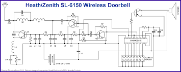 hacker s bench wireless doorbell hacking doorbell schematic
