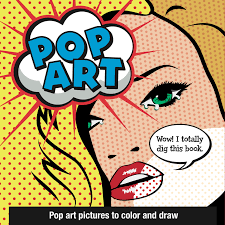 Small Picture Pop Art Pop art pictures to color and draw little bee books