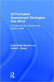 20 Formative Assessment Strategies That Work: A Guide Across Content ...