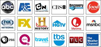 tv networks. t.v. tv networks