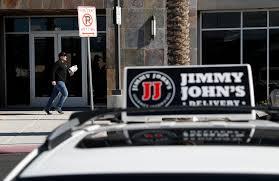 Jimmy Johns Is Selling 3 Skinny Sandwich The Little John