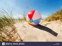 beach ball in sand. Plain Beach Beach Ball In Sand Dune On Ball In Sand B