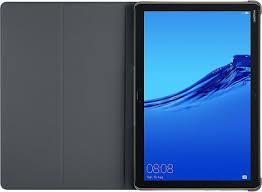 <b>Чехол Huawei для</b> Huawei M5 Lite 10 grey чехол-книжка; для ...