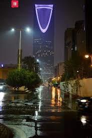 بالصور.. هطول أمطار متوسطة إلى غزيرة على الرياض ومكة المكرمة ومحافظة الليث
