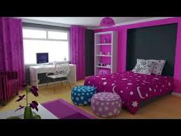 Girls Purple Bedroom Decorating Ideas Girls Bedroom With Purple Decorating  Ideas Youtube Home Pictures