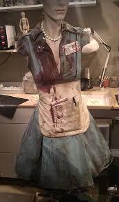 diy zombie waitress costume idea diy zombie costume ideas