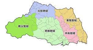 埼玉 県 北部