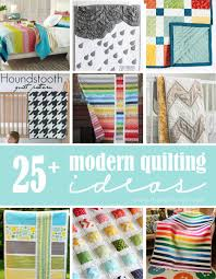 25+ Modern Quilting Ideas | Make It and Love It & 25+ Modern Quilting Ideas...so much inspiration! --- Make Adamdwight.com
