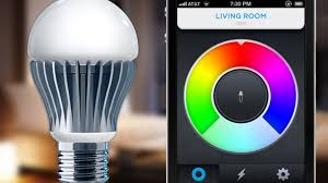Control lighting with iphone Philips Hue Lifx Is Wifi Enabled Multicolor Energy Efficient Led Light Bulb That You Control With Your Iphone Or Android Youtube Lifx The Light Bulb Reinvented By Phil Bosua Kickstarter