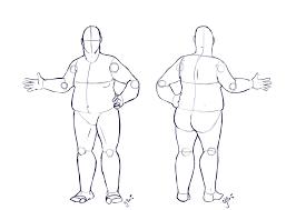 Fat Costume Design Base Commission By Illustratedjai On Deviantart