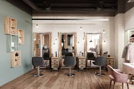 beauty salon lighting. A Beauty Salon In St. Petersburg With Industrial Lighting Design (3)