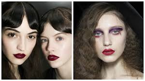 get to know the big make up trends from aw16 catwalk with mac director terry barber